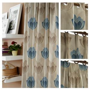 Art Nouveau curtain Fabric