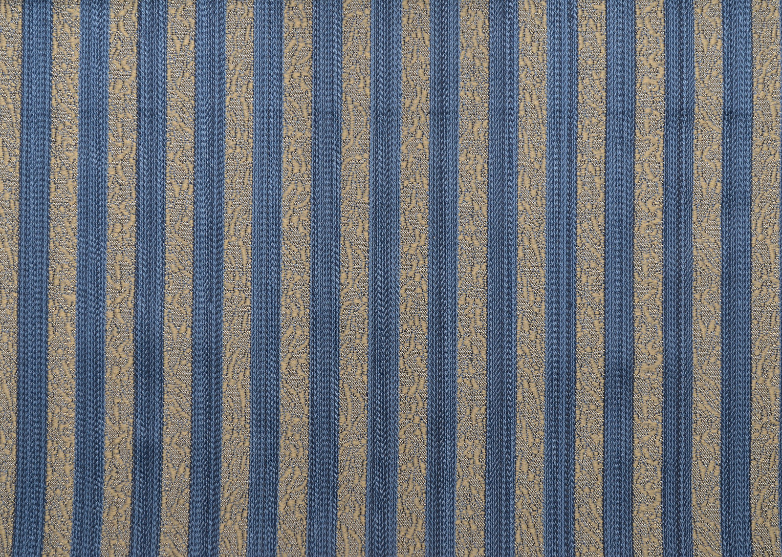 Striped Curtains Fabric