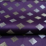 purple jacquard curtains
