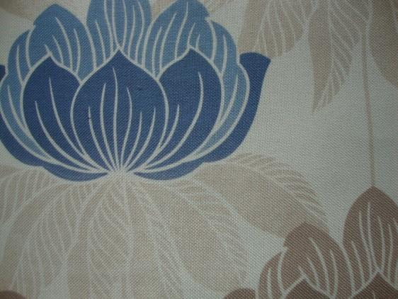 Lalique Pattern curtain fabric