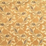Gold Curtain Fabric