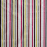 Narrow Striped Curtain Fabric