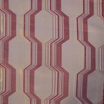 geometric pattern curtain fabric