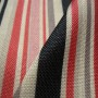 Barcode Stripes Curtain Fabric