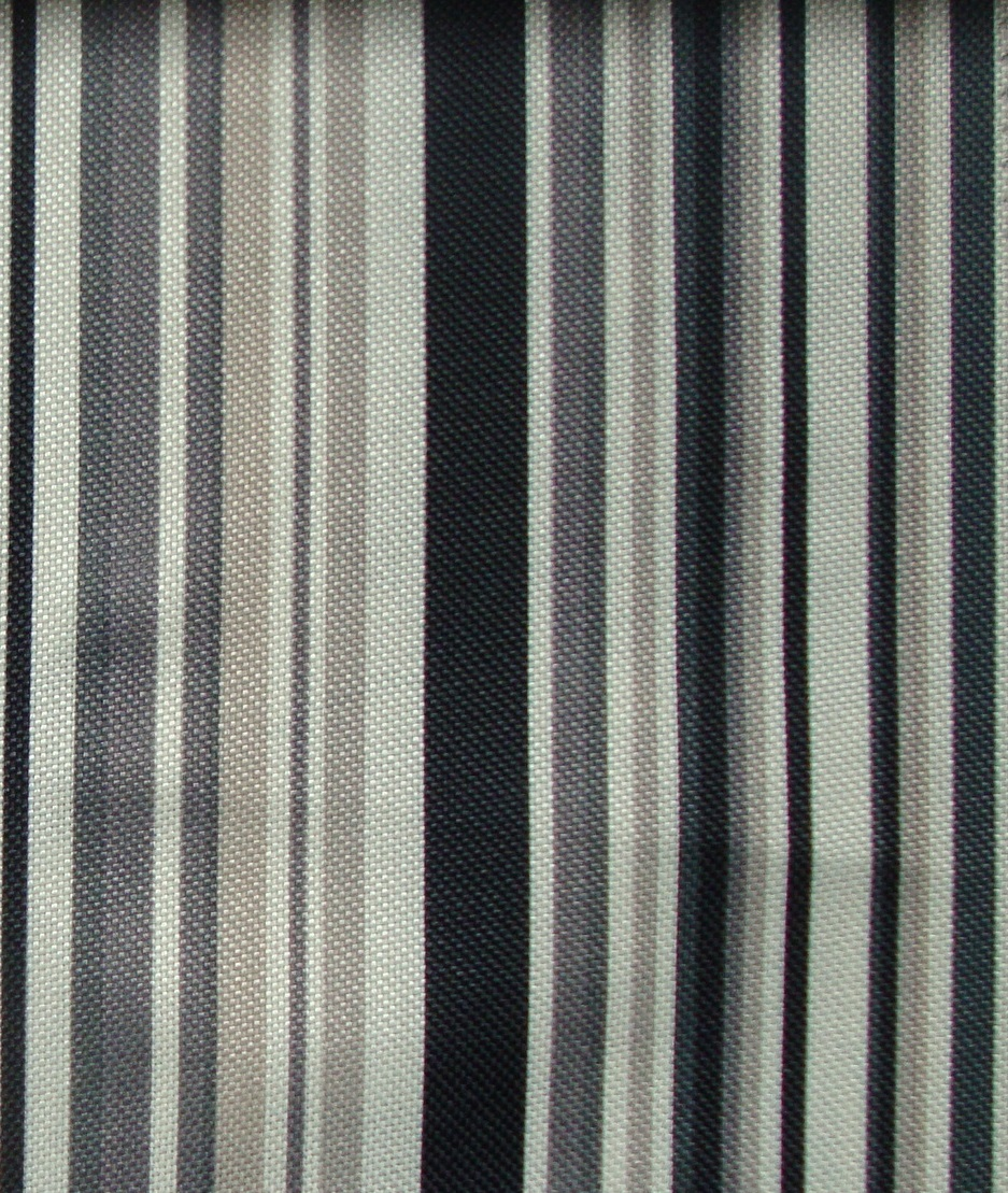 Vertical Stripes Curtain Fabric