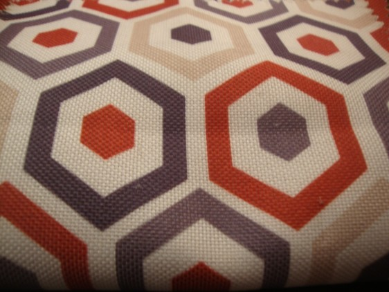 Geometric pattern Curtains Fabric