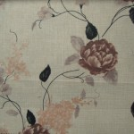 Meadows Floral Curtain Fabric