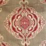 Woven Chenille Curtain Fabric