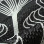 art deco curtain fabric