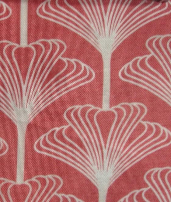Art nouveau print fabric contemporary design fabric for Art nouveau wallpaper uk