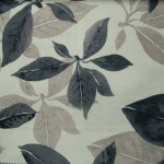 Grey curtains fabric