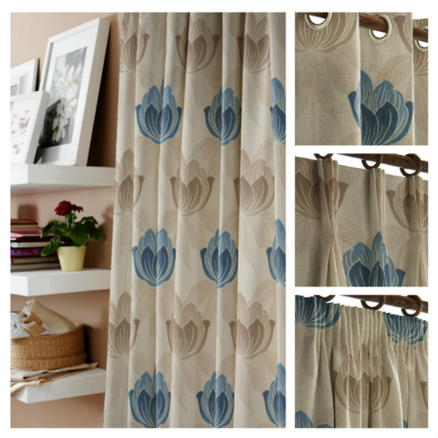 Roma fabric Curtains 1