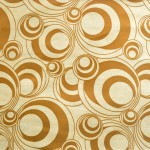 Curtain Material in Beige