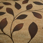 Leaf Trail Curtain Fabric
