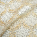 Beige Curtaining Fabric