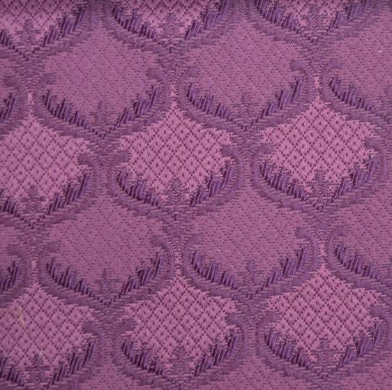 Purple Curtaining Material
