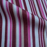 Striped Curtain Material