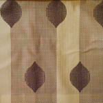 soft finish Curtain Material