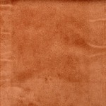 Copper velvet curtain fabric