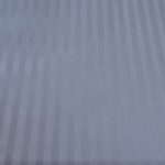 White stripes curtain fabric