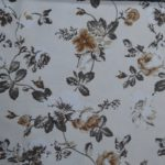 Floral Curtains Fabric