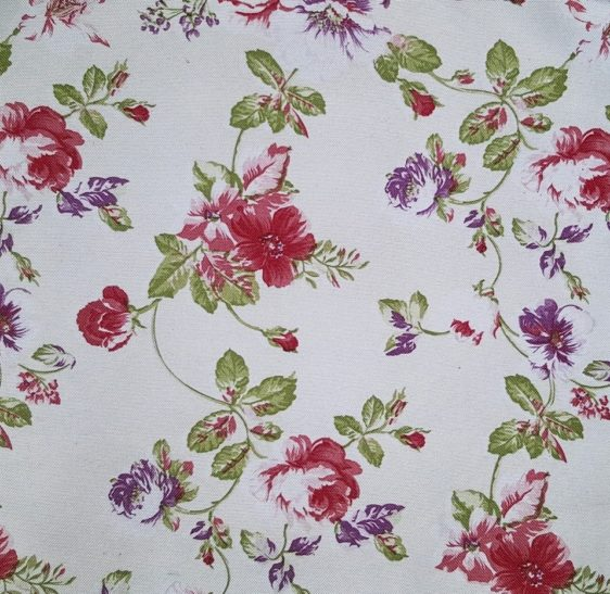 Floral pattern Curtain Fabric