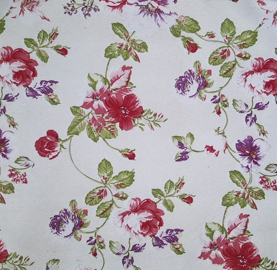 Floral fabric pattern the image kid has it for Fabric pattern
