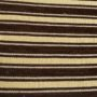 Brown and Gold Curtain Fabric