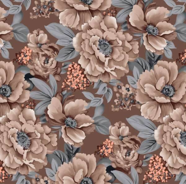 Digital Print Curtain Fabric