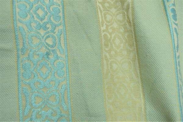 textured stripes curtain fabric