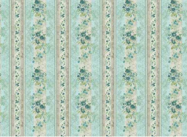Regency Stripe Curtain Fabric