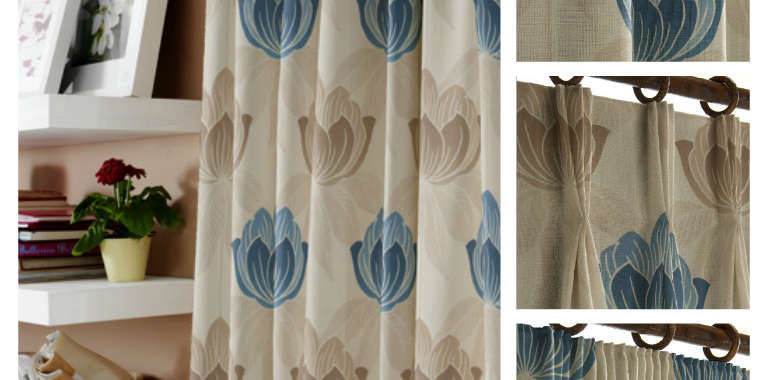 Using colours with confidence – Curtain Fabric Ideas for Bright Interior Decor