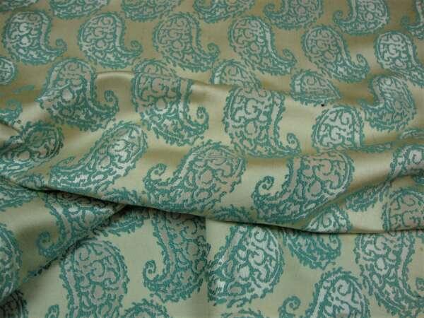 Paisley Design Fabric
